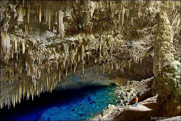 Gruta do Lago Azul – Bonito bacanaus 3