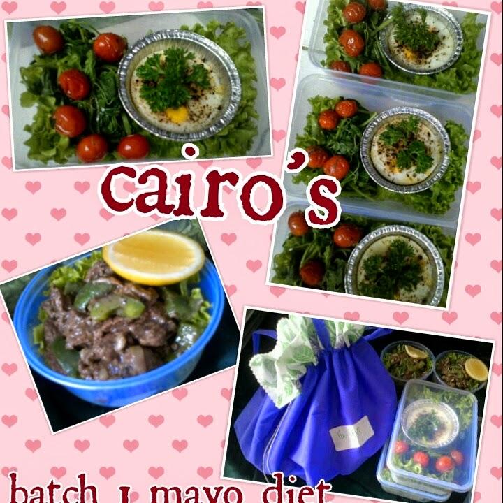 Paket Diet Mayo untuk 5 Hari