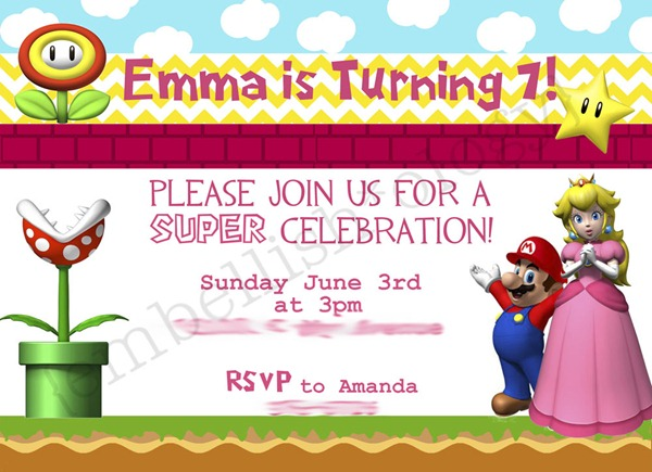 Super-Mario-Invite