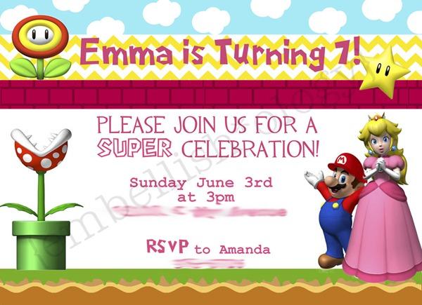 Super-Mario-Invite