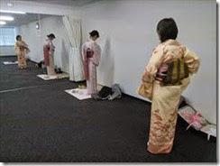 広島リビングカルチャー倶楽部の着付け教室 (3)