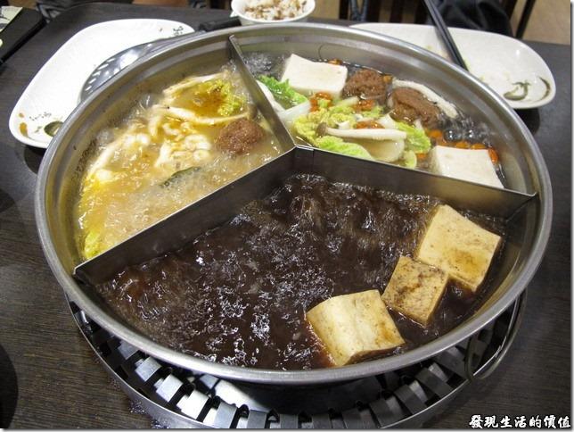 若荷素食時尚餐廳-台北東區最美麗的火鍋店