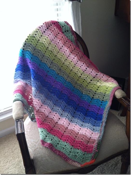 wave crochet 1