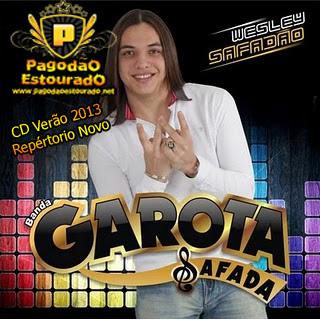 Garota Safada CD Verão 2013