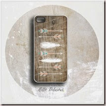 iPhone 5 Case Tribal