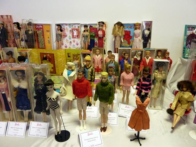 Madrid Fashion Doll Show - Barbie & Ken 8