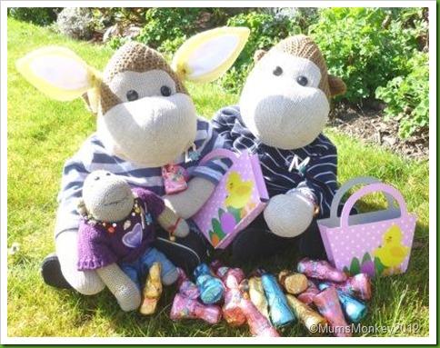 Easter Eggs Akimbo