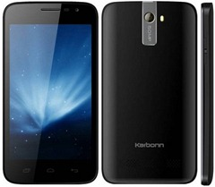 Karbonn A21 Plus Dual Sim Mobile with Dual Core Processor and Android v4.2 Jelly Bean OS