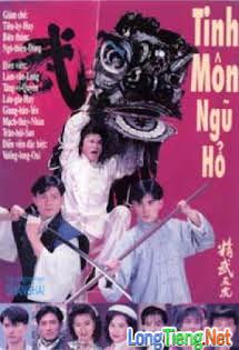 Tinh Môn Ngũ Hổ 27/27 Uslt - Five Knights From Shanghai
