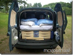 Dacia Logan MCV Camper 17