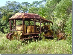 Bulldozer from logging days and only 5 years old