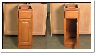 slavaged cabinet