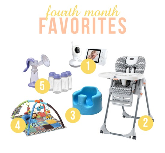 fourth month faves