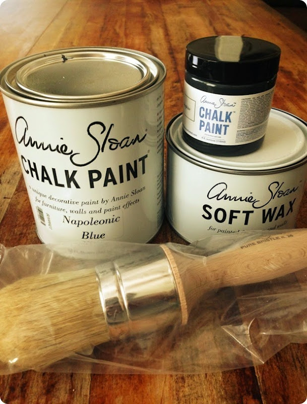 Annie Sloan Chalk Paint Kit