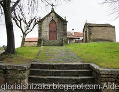 Belmonte - capela do calvário 1