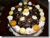 13 - Rasgulla Black Forest Cake
