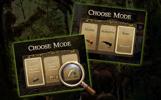 Screenshot of Hidden Objects: Animal Kingdom