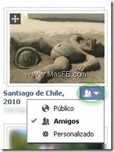 Privacidad de las fotos en Facebook 2011