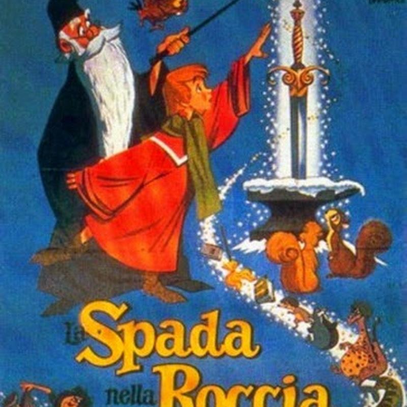 La Spada nella Roccia è il primo episodio della tetralogia Re in Eterno.