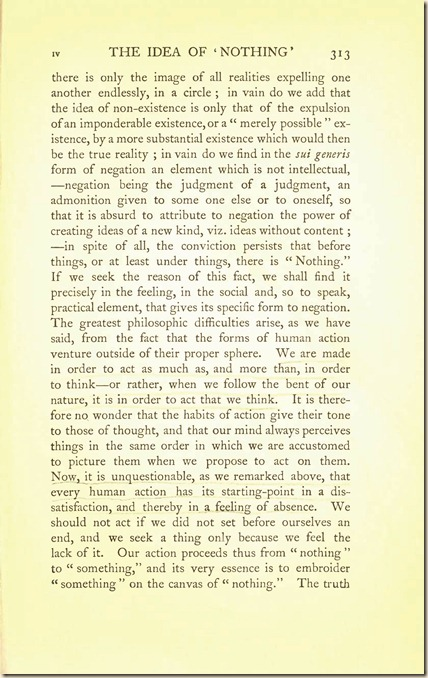Bergson. Creative Evolution. 1911 creativeevolutio00berguof.test.t_Page_327