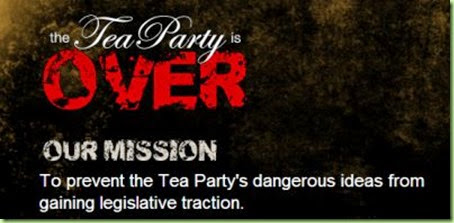 tea party eradication