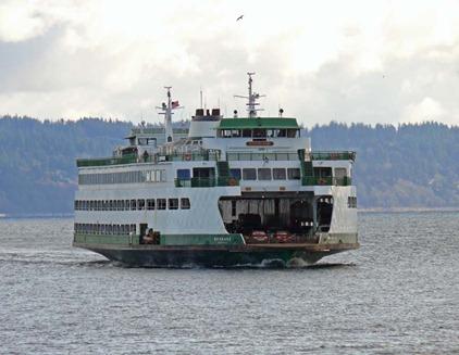 Inbound Ferry