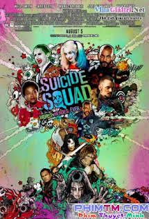Biệt Đội Cảm Tử - Suicide Squad Tập HD 1080p Full