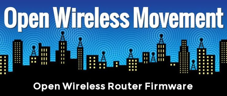 Open Wireless Router Firmware