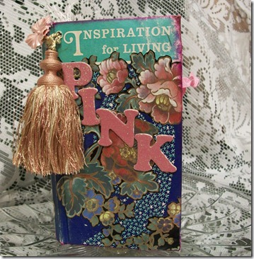 Altered Pink Saturday Book 017