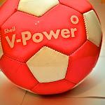 Shell V-power focilabda