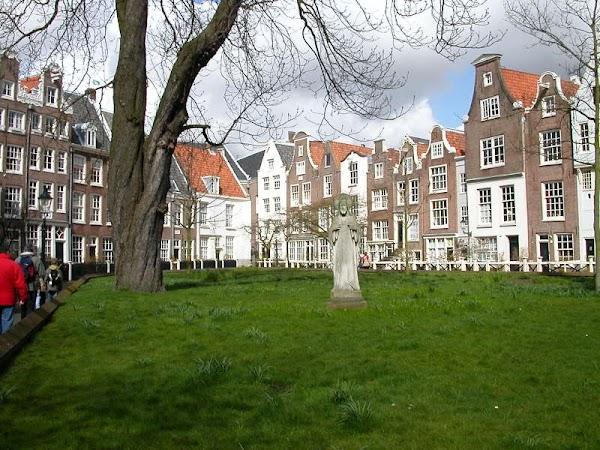 Imagini Olanda: Begijnhof, Amsterdam