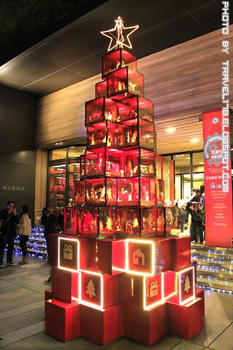 2012台中聖誕樹