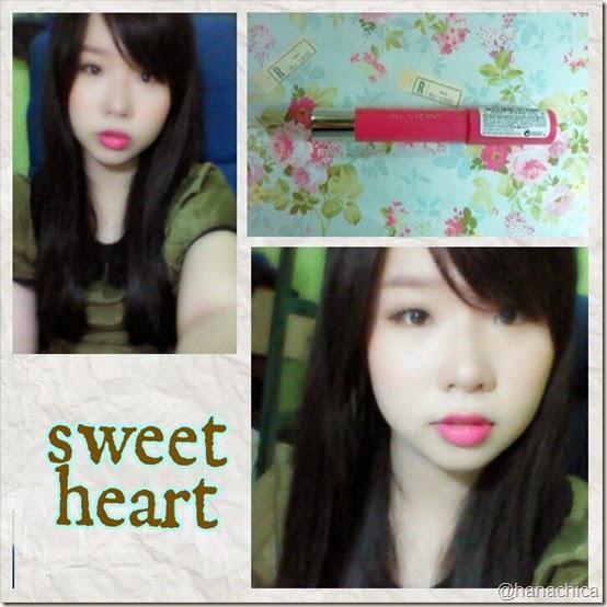 Revlon balm sweetheart