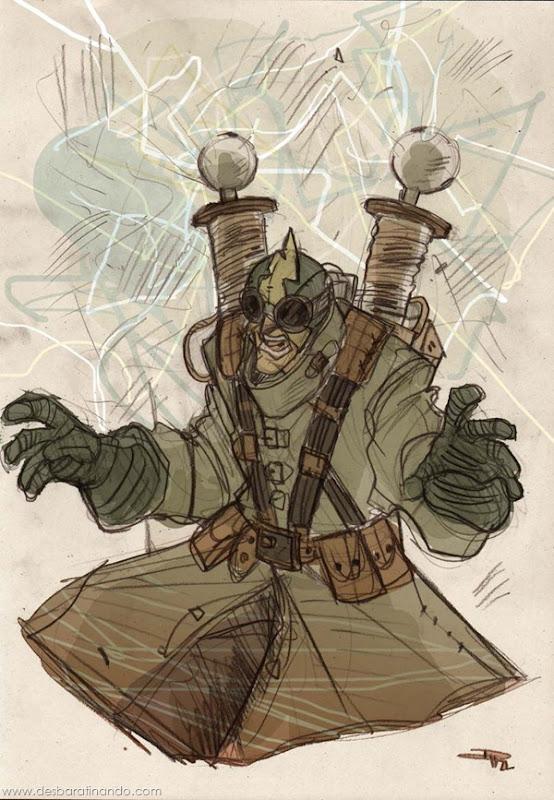 personagens-steampunk-DenisM79-desenhos-desbaratinando (8)