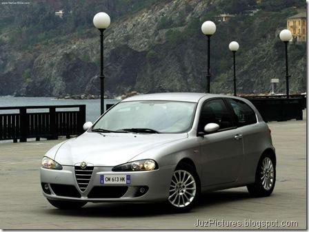 Alfa Romeo 147 3door (2004)8