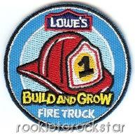 Fire Truck Badge