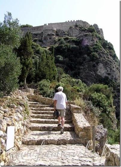 (Angelokastro), Corfu Island 2