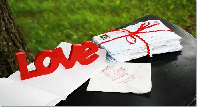 love letters color