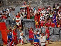 Adoración al Sol (incas) 2