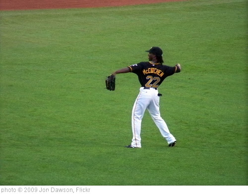 'Andrew McCutchen' photo (c) 2009, Jon Dawson - license: http://creativecommons.org/licenses/by-nd/2.0/