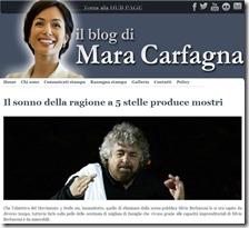 Il blog di Mara Carfagna