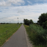 72km by bike from Aalborg to Hals and back