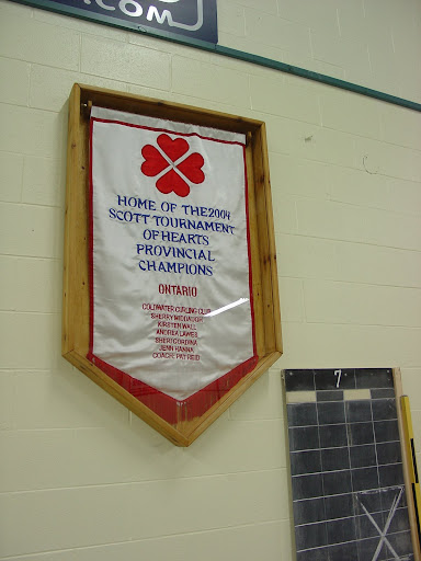 Banner for Curling in Ontario