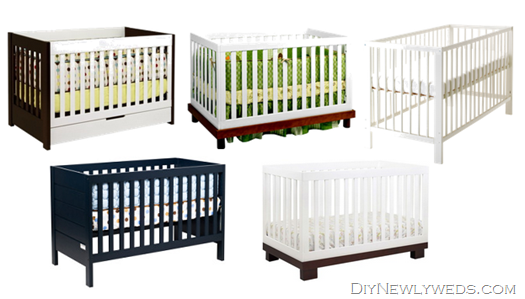 modern-nursery-cribs-under-400