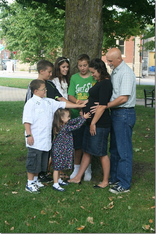 Dave, Trish and Family  Aug16, 2012