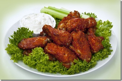 Slaviero_BUFFALO WINGS
