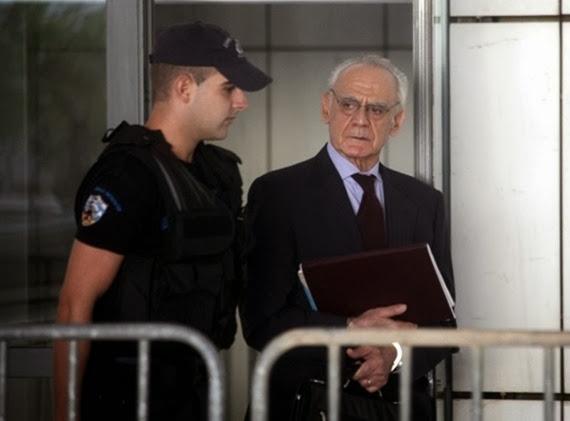 Είκοσι χρόνια φυλακή στον Α.Τσοχατζόπουλο