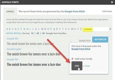 installare-famiglia-google-font