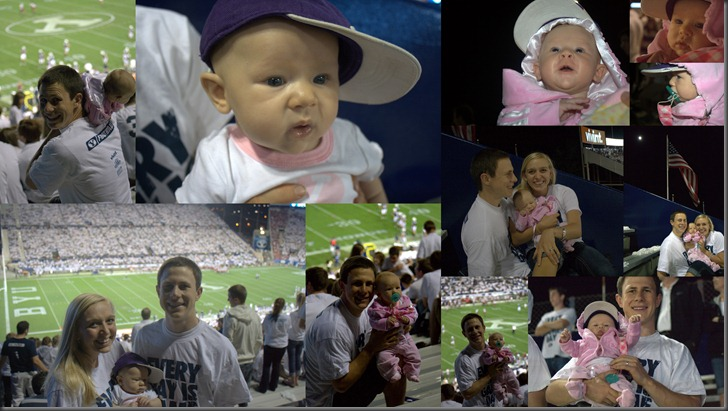First BYU Game