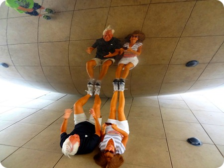 us and the bean
